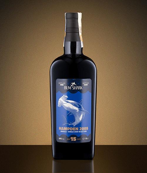 Hampden 2005 Bottle